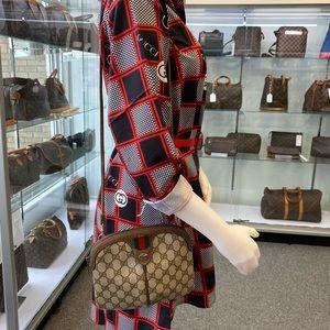 ❌sold❌Vintage Gucci Sherry line Sling bag